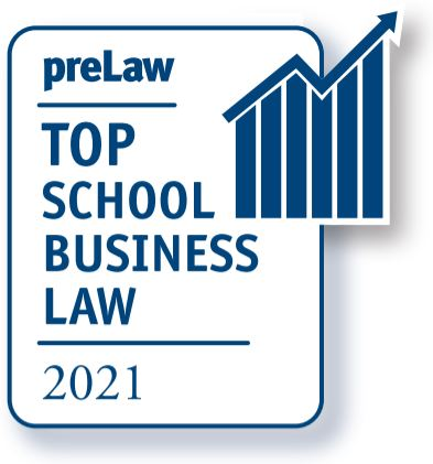 pre law business law badge
