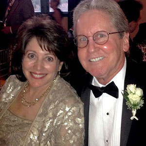The Honorable John Thornton, JD '77 & Mindy Thornton, JD '78