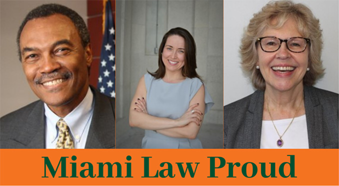 Miami Law Proud