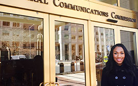 3L Interns in D.C.at The Multicultural Media Telecom and Internet Council