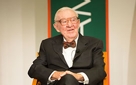 Supreme Court Justice John Paul Stevens Delivers Keynote at University of Miami Law Review Symposium