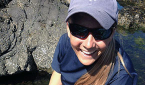 With Law+Environment Joint Degree Alumna Protects Marine Life