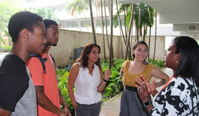 First Star University of Miami Academy = Fosters Care Youth Support