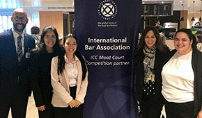 Global Legal Skills Soar with International Moot Court Successes in 2016-17