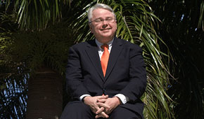 Dennis Scholl Named President and CEO of ArtCenter/South Florida