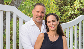 Guillermo & Christina Levy