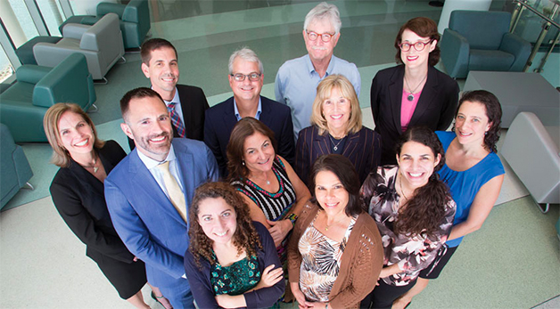Current and former Miami Law clinical faculty members