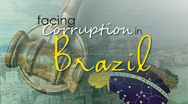 Facing Corruption in Brazil Lecture with Judge Sergio Moro
