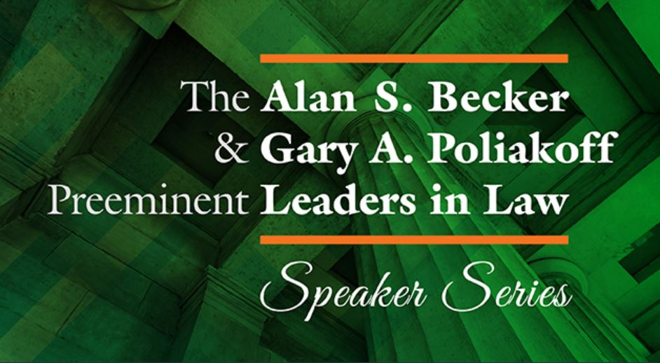 becker-poliakoff-lecture-series banner