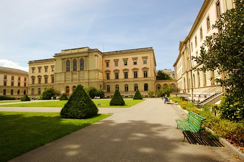Campus of University of Geneva