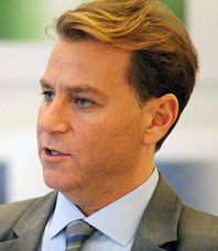 K&L Gates partner Richard Winston. (Photo: Catharine Skipp/Miami Law)