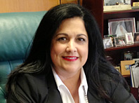Miami Law alumna and adjunct law professor Bertila Ana Soto, J.D. '89, has been elected Chief Judge of the Eleventh Judicial Circuit of Florida. (Photo: Provided to Miami Law)