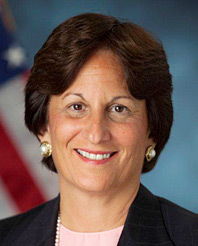Donna A. Bucella, JD '83, Assistant Commissioner, U.S. Customs & Border Protection. (Photo: Provided to Miami Law)