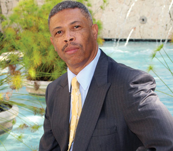 Donald Jones, author of Fear of a Hip-Hop Planet: America's New Dilemma, and Miami Law Professor (Photo: Miami Law)
