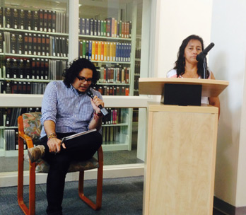 Colombian Human Rights Defender Shares Her Story at Miami Law (Photo: Miami Law)