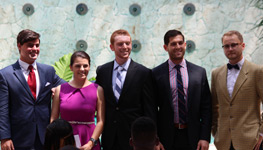 Miami Law Welcomes the 2015-16 Student Bar Association