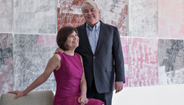 JD '81 Power Couple Debra and Dennis Scholl Continue to Take the Art, Film & Real Estate Worlds by Storm