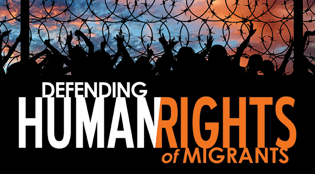 Artwork for Defending Human Rights of Migrants Lecture
