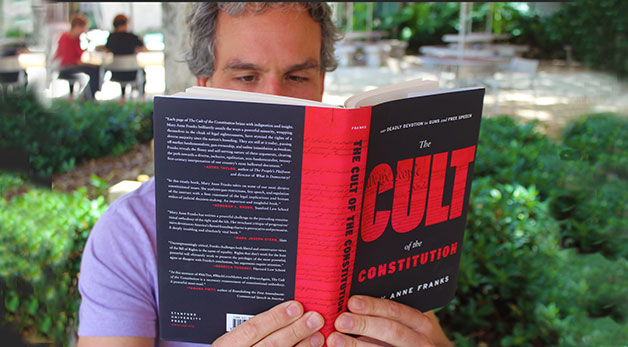 The Cult of the Constitution book