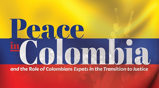 Peace in Colombia artwork