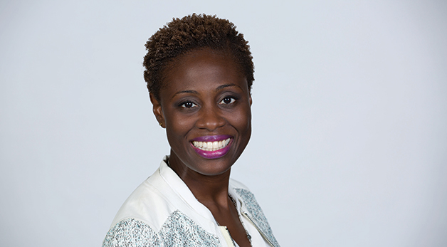 Professor Osamudia James