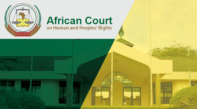 African Court building